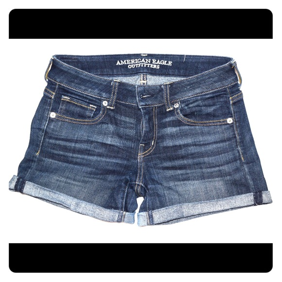 American Eagle Outfitters Pants - American Eagle Jean shorts